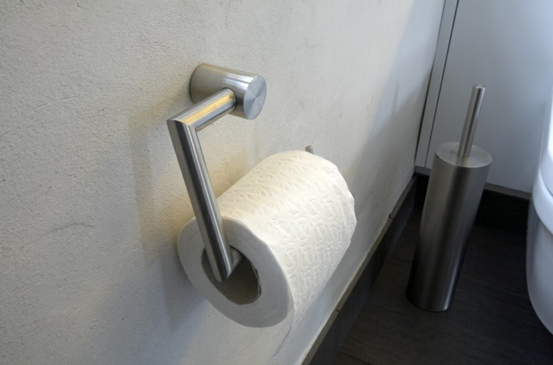 toilet roll holder 1